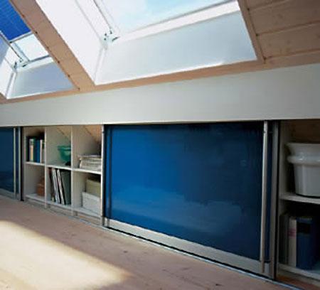 Regale Für Dachschrä ein regal passend unter die dachschräge